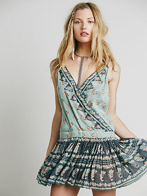 Rosa Twist Dress