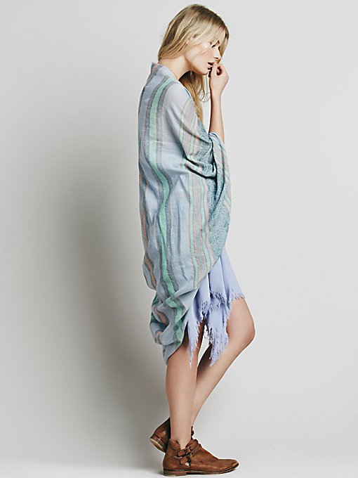 Waverly Cocoon Kimono