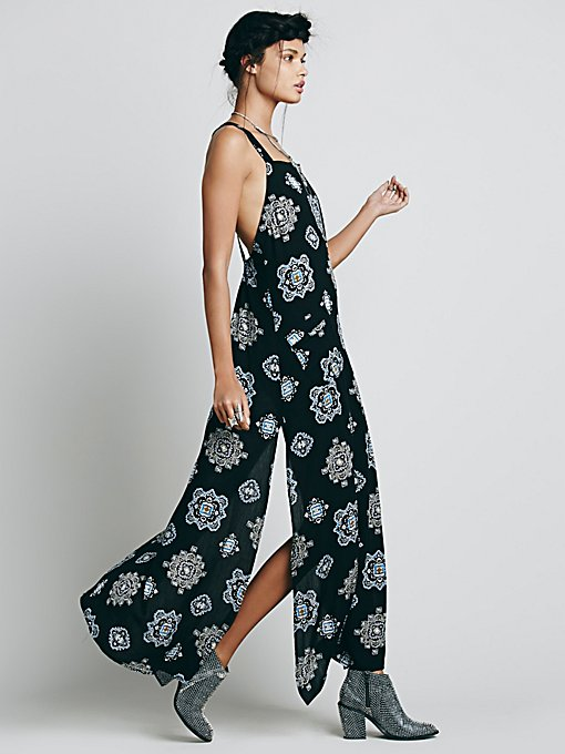 Easy Breezy Column Maxi