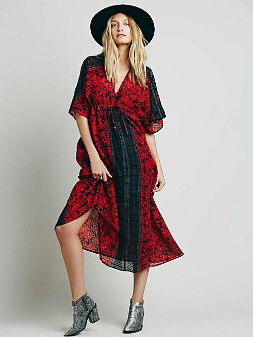 Seaside Town Dress