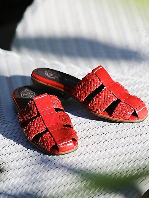 Lets Get Lost Sandal