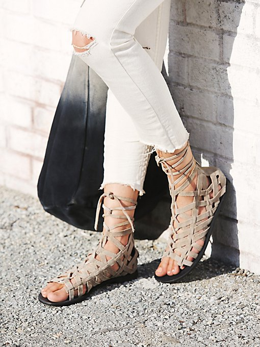 Great Lengths Sandal