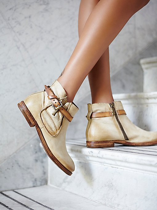 Imperial Distressed Ankle