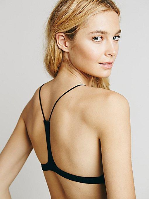 Skinny Strap Bralette