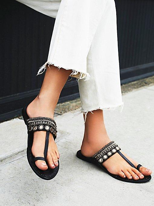 Scorpio Embellished Sandal