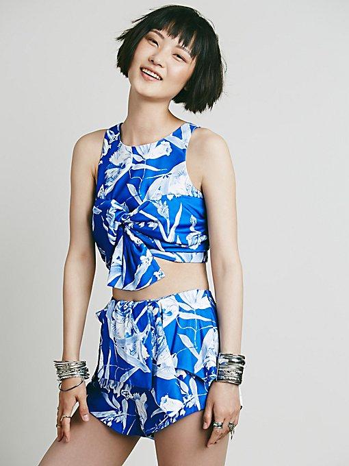 Blue Jasmine Set