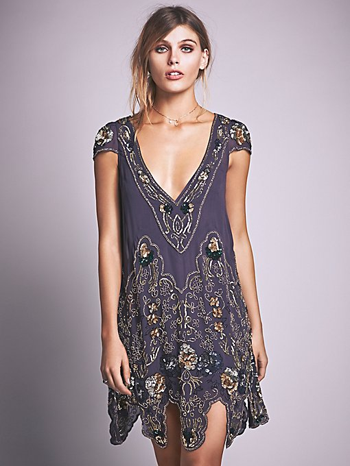Magic Garden Party Dress