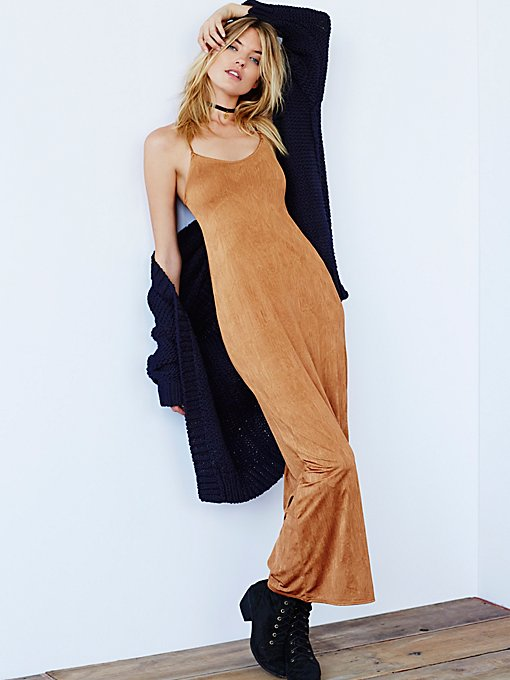 She Moves Maxi Slip