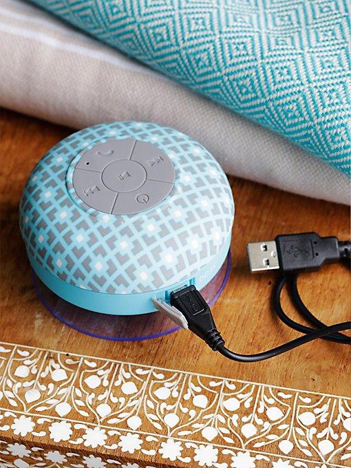 Aqua Sound Shower Speaker