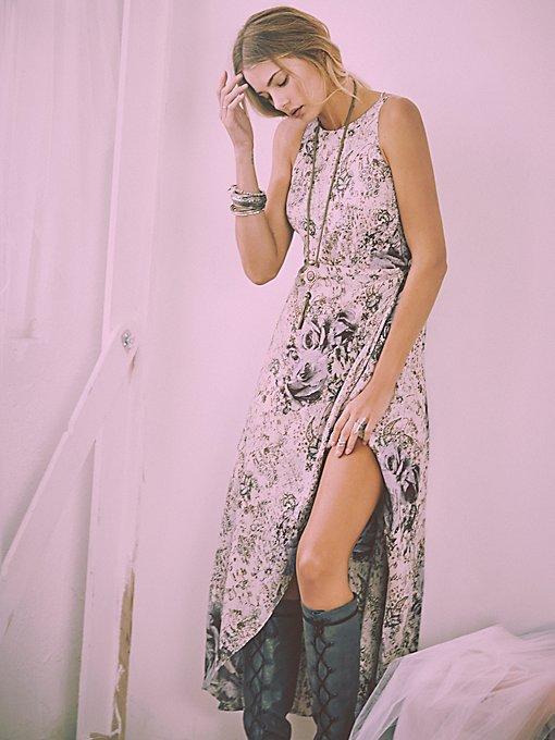 Bright Lights Wrap Dress