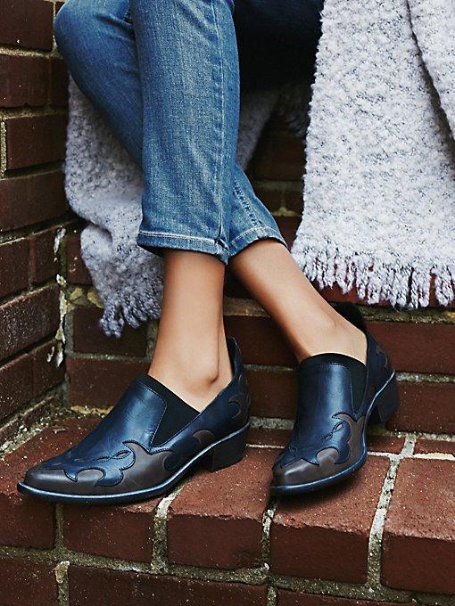 Monterey Western Shoe Boot