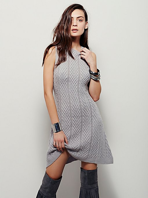 Soft Touch Sweater Dress