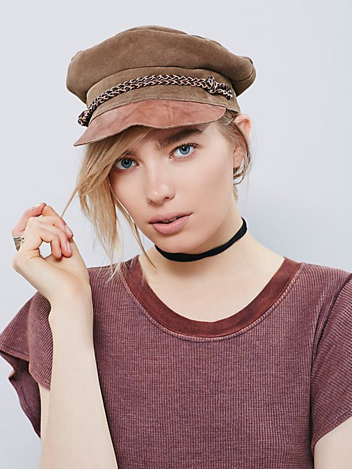 Memory Lane Lieutenant Hat