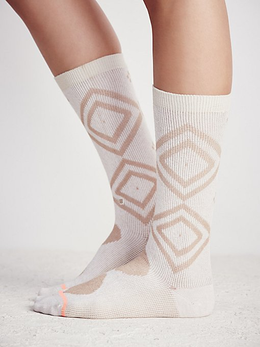Over Exposure Crew Sock