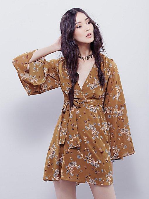 Lilou Printed Mini Dress