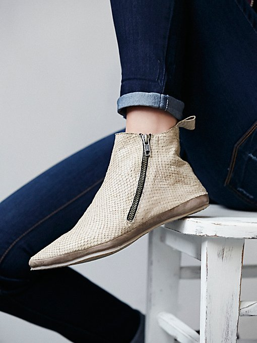 Melrose Ankle Boot