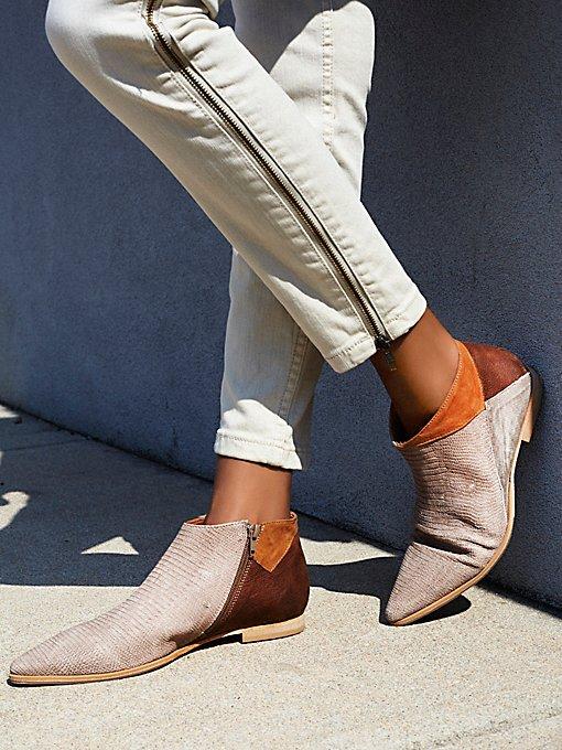 Desert Rider Ankle Boot