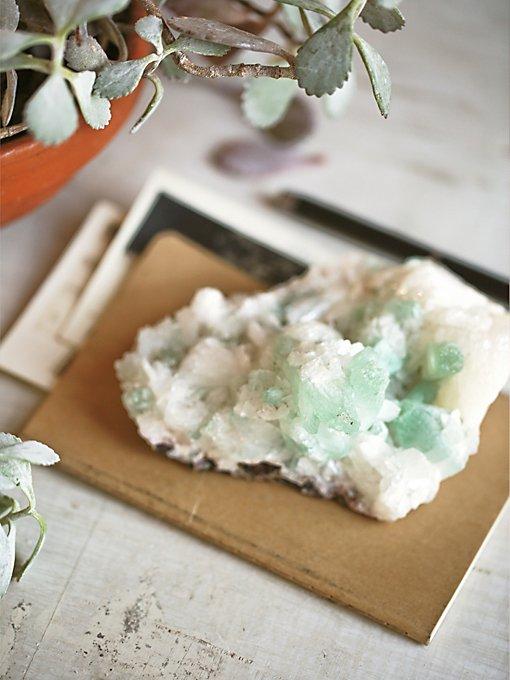 Vintage Apophyllite Crystal