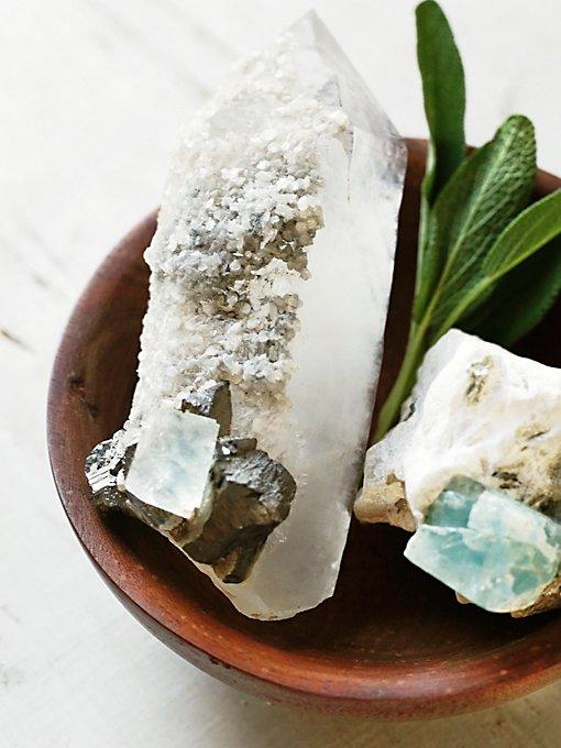 Vintage Flouoriti Crystal