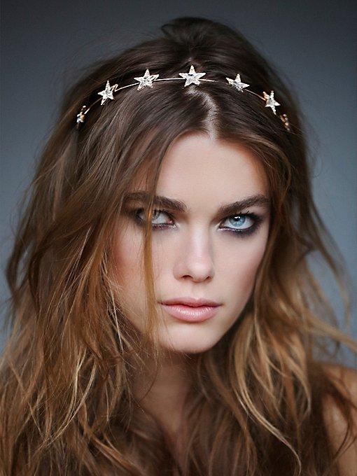 Geo Star Headband