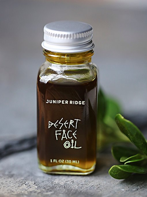 Desert Beard & Face Oil