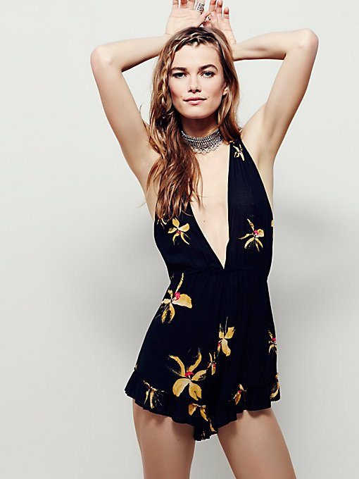 Two Step Romper