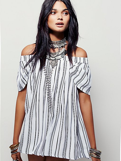 Willow Striped Dress