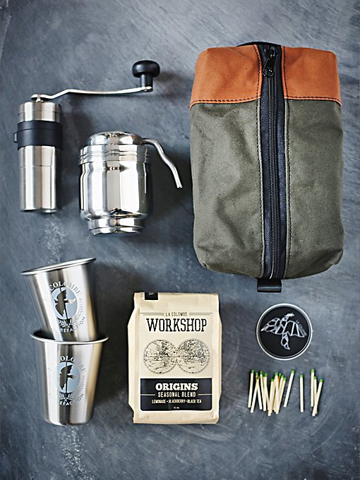 Coffee Survivor Kit