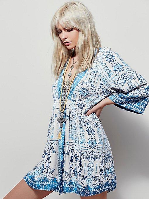 Tallula's Mini Dress