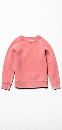 Vintage Crop Pullover