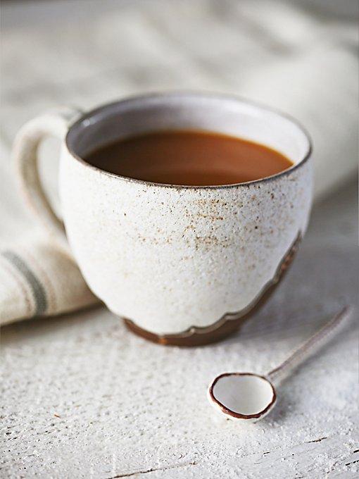 Bronzed Brew Mug