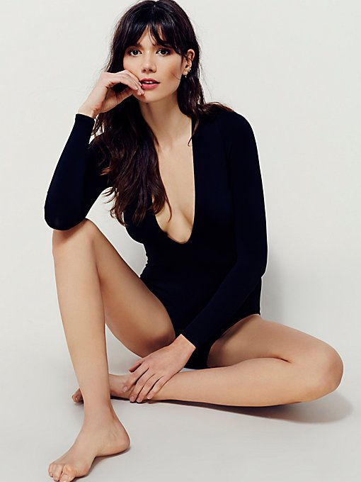 Take The Plunge Bodysuit