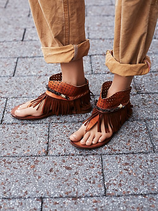 Journey Through Time Sandal