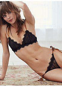 Bedroom Eyes Tie Bikini