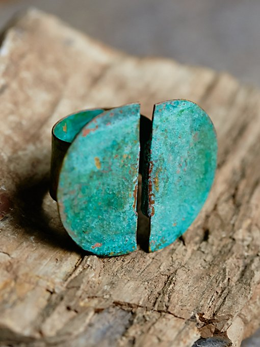 Soul Mate Patina Ring