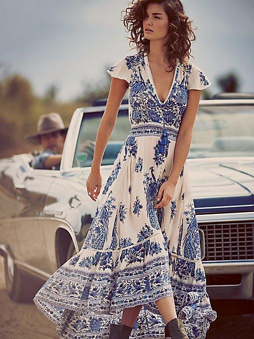 Bluebird Dress