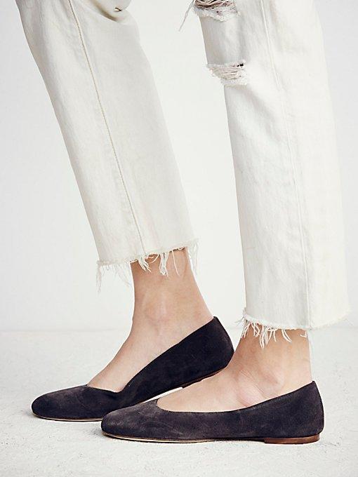 Clemence Ballet Flat