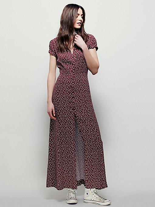 Casablanca Maxi Dress