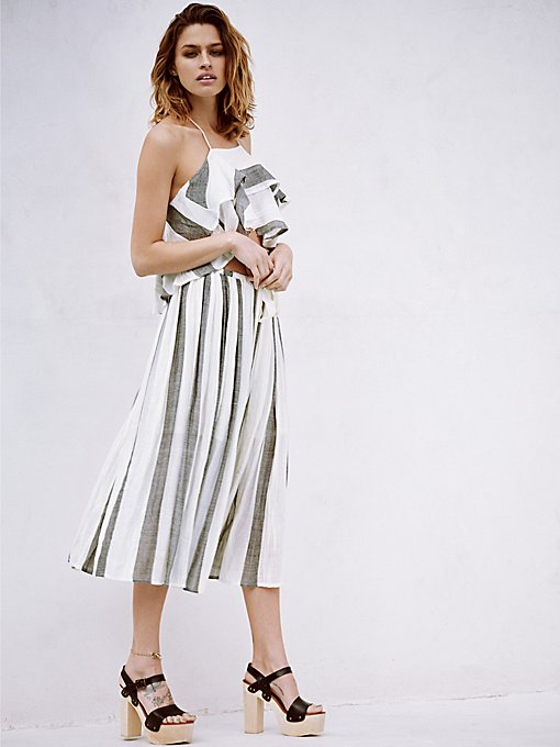 Lily Stripe Set