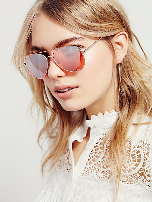 Dazed & Confused Aviator Sunnies