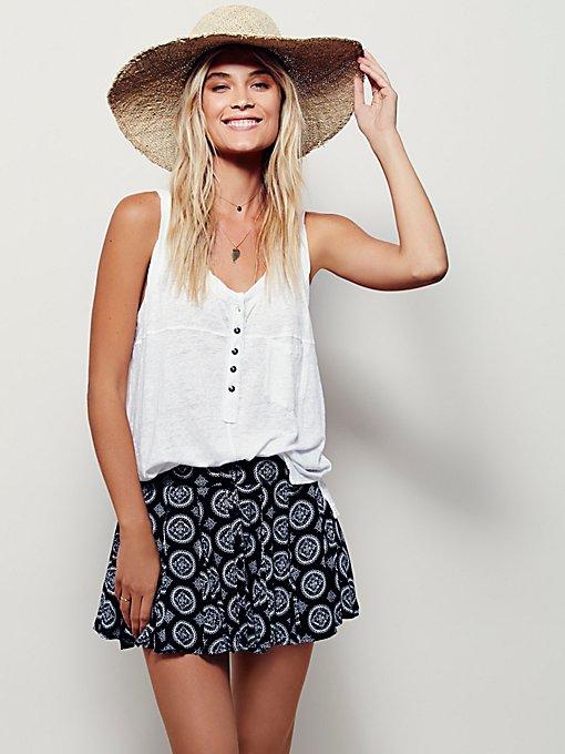 FPX Gwen Mini Skirt