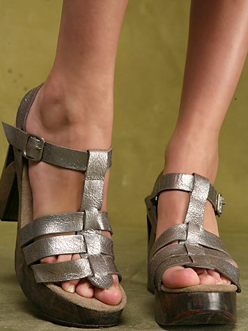Pewter Platform by Calleen Cordero
