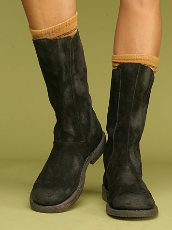 Layton Snap Back Boot